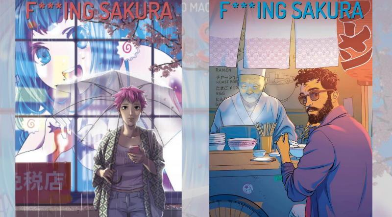"""Perdersi e ritrovarsi in Giappone: """"F***ing Sakura"""" di Giulio Macaione"""