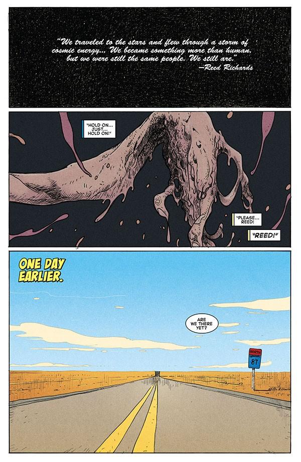 Fantastic Four - Road Trip (2020) 001-002