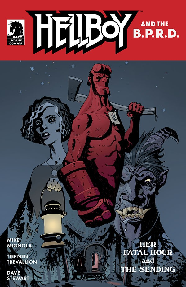 Hellboy and the B.P.R.D. - Her Fatal Hour