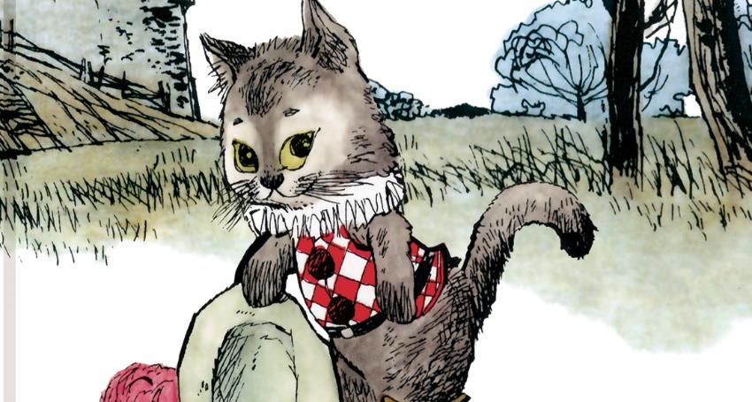 """Continua la collana Dino Battaglia con """"Il gatto con gli stivali"""""""