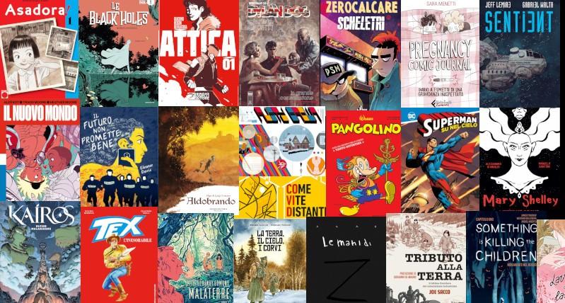 Il meglio del 2020 a fumetti per la redazione de Lo Spazio Bianco