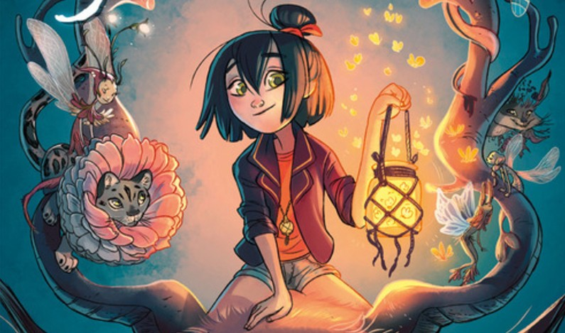 Sorceline #1 – Un giorno sarò fantasticologa! (Sylvia Douyé, Paola Antista)