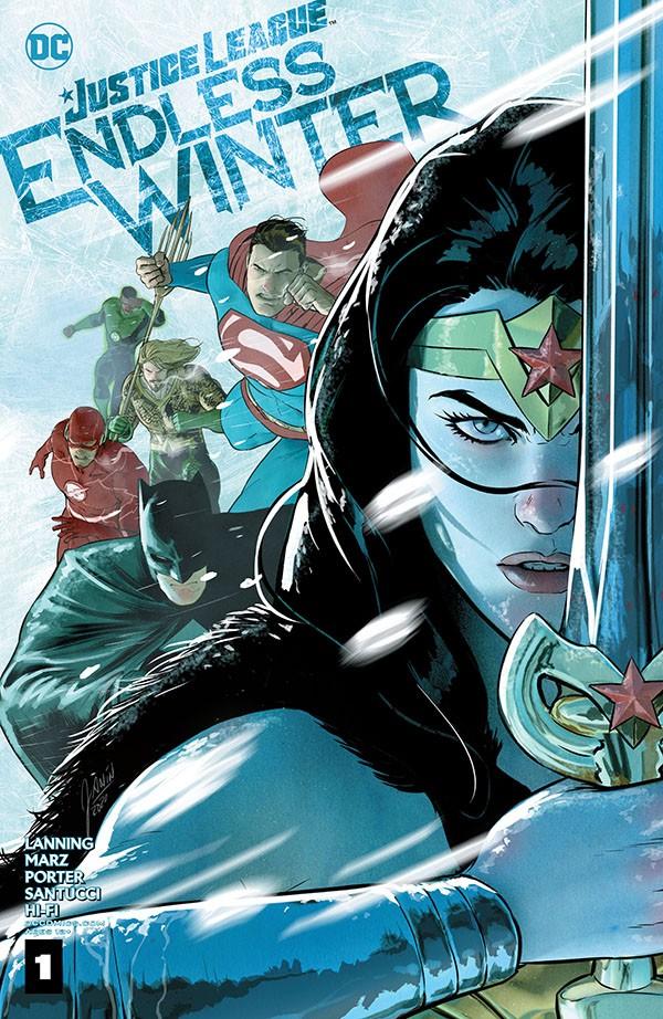 Justice League - Endless Winter 1