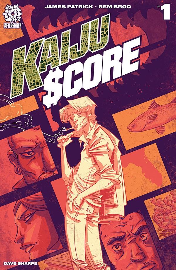 Kaiju Score 1