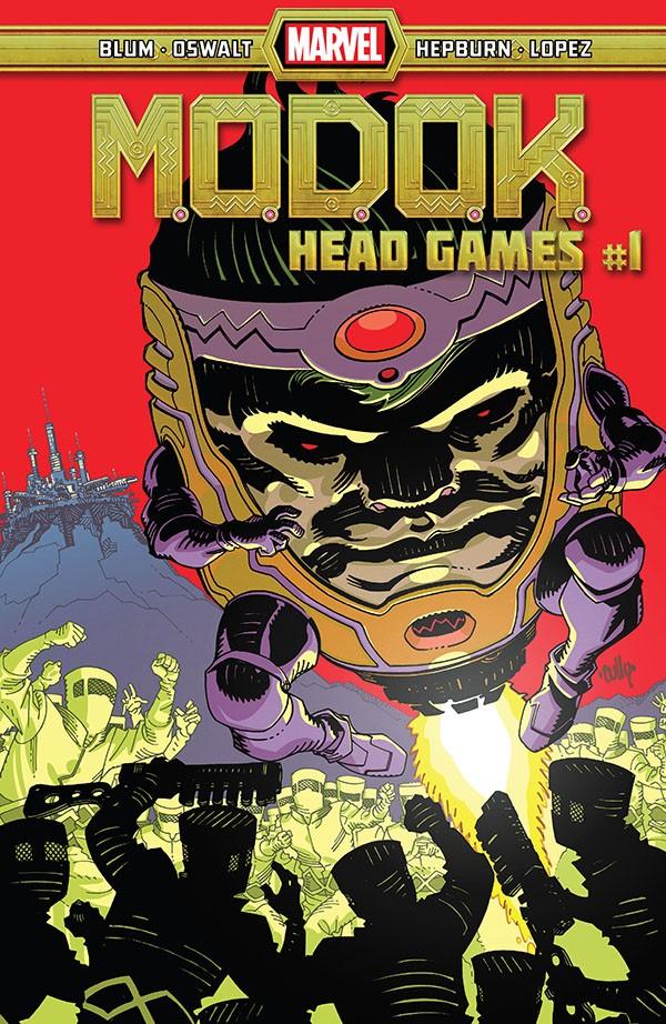M.O.D.O.K. - Head Games 1