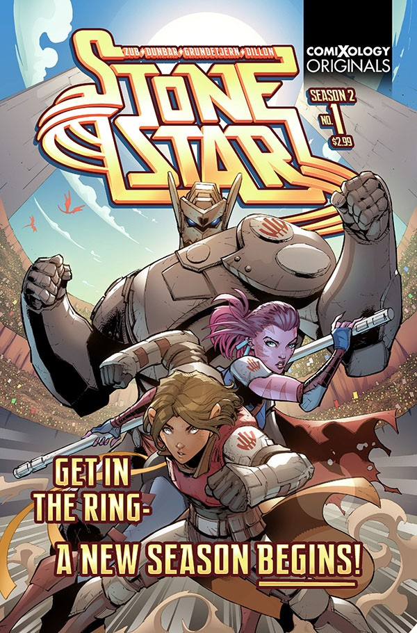 Stone Star Season Two 1