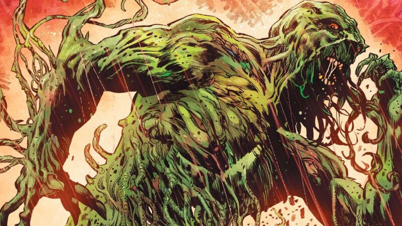DC Comics annuncia nuova serie su Swamp Thing