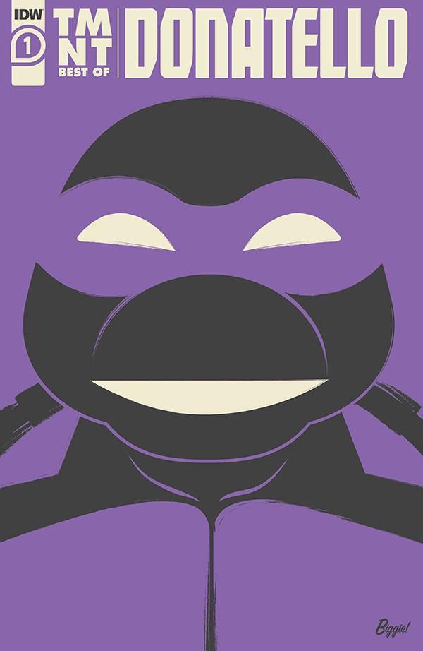 Teenage Mutant Ninja Turtles - Best of Donatello