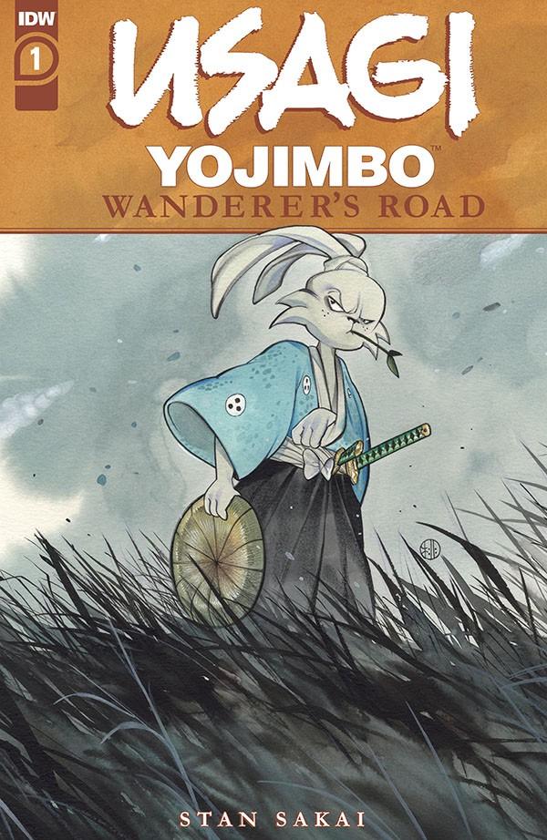 Usagi Yojimbo - Wanderers Road 1