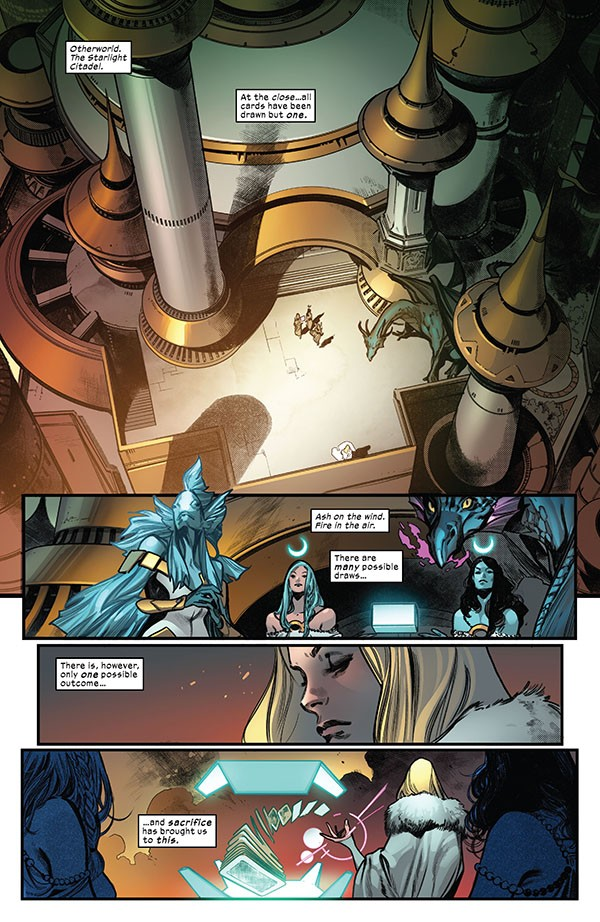 X Of Swords - Destruction (2020) 001-004