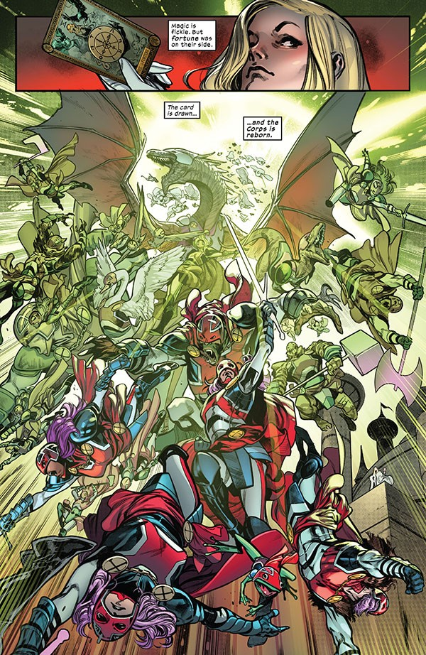 X Of Swords - Destruction (2020) 001-005