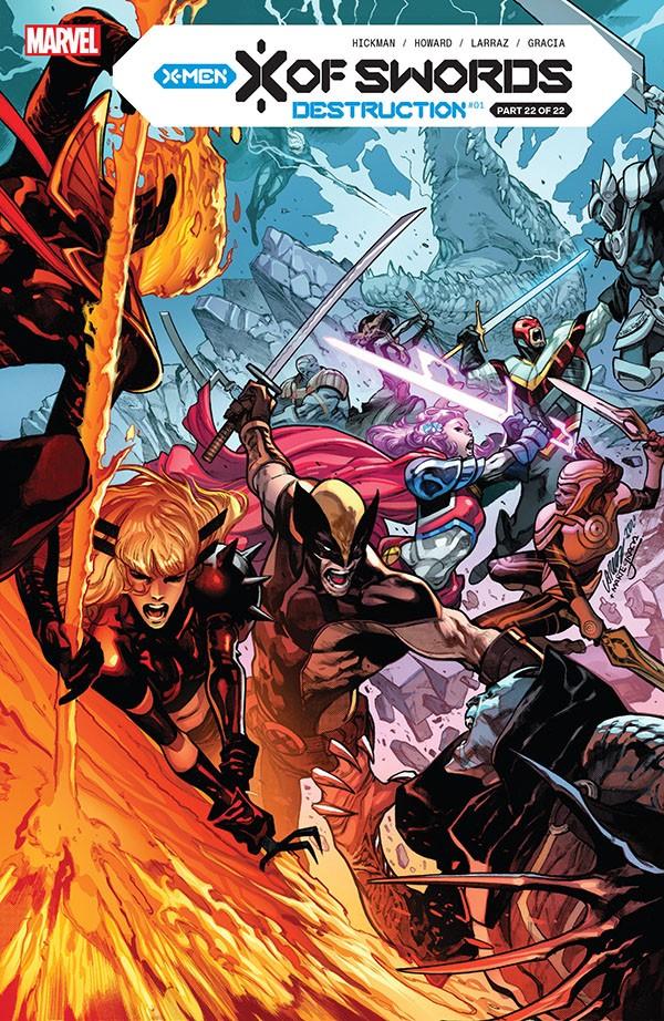 X Of Swords - Destruction