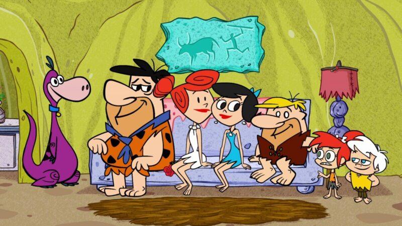 "Yabba Dabba Dinosaurs: spin-off de ""I Flintstones"" in Prima TV Free su Cartoonito"
