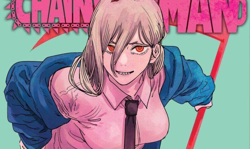 Chainsaw Man #2 (Tatsuki Fujimoto)