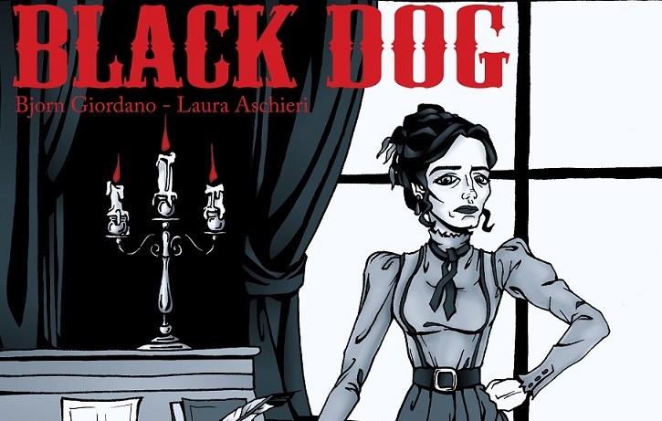 """""""Black Dog"""" di Bjorn Giordano e Laura Aschieri"""