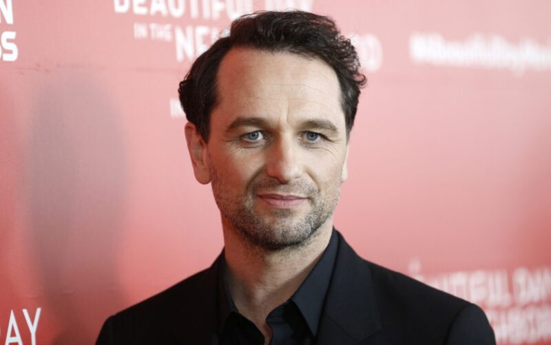 Matthew Rhys protagonista di The Wyrd, tratto dal fumetto Dark Horse