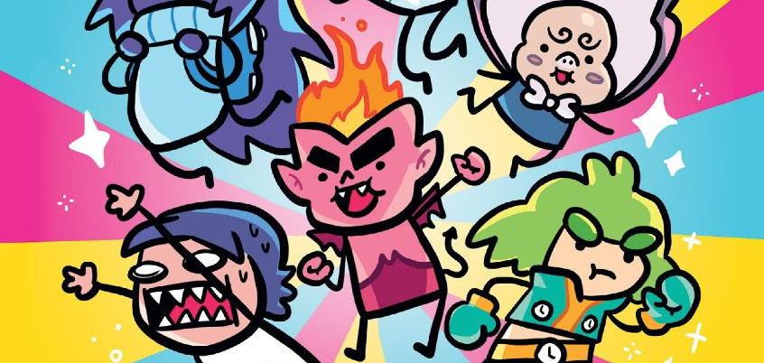 """Da Shockdom: """"Shonen Ciao"""", una nuova rivista a fumetti diretta da Sio"""