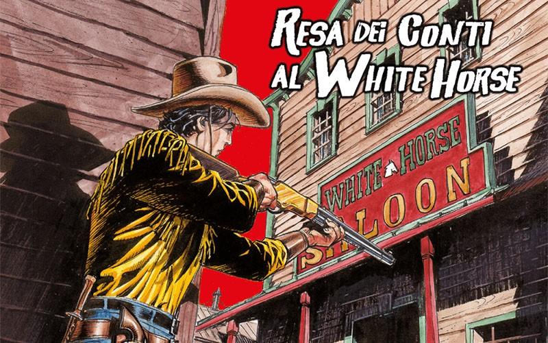Tex Willer #25 – Resa dei conti al White Horse (Boselli, Brindisi)