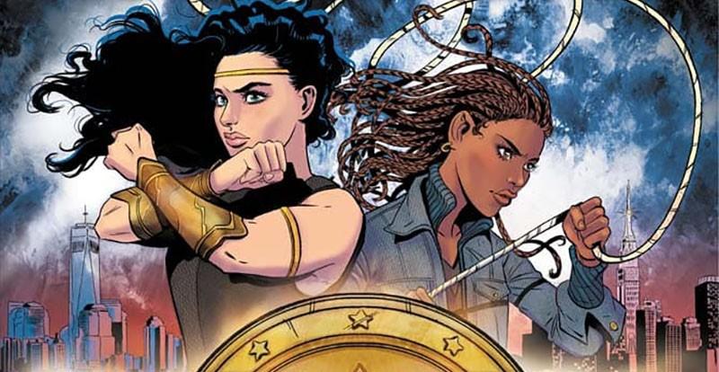 Warbringer: la giovane Wonder Woman alla scoperta del mondo