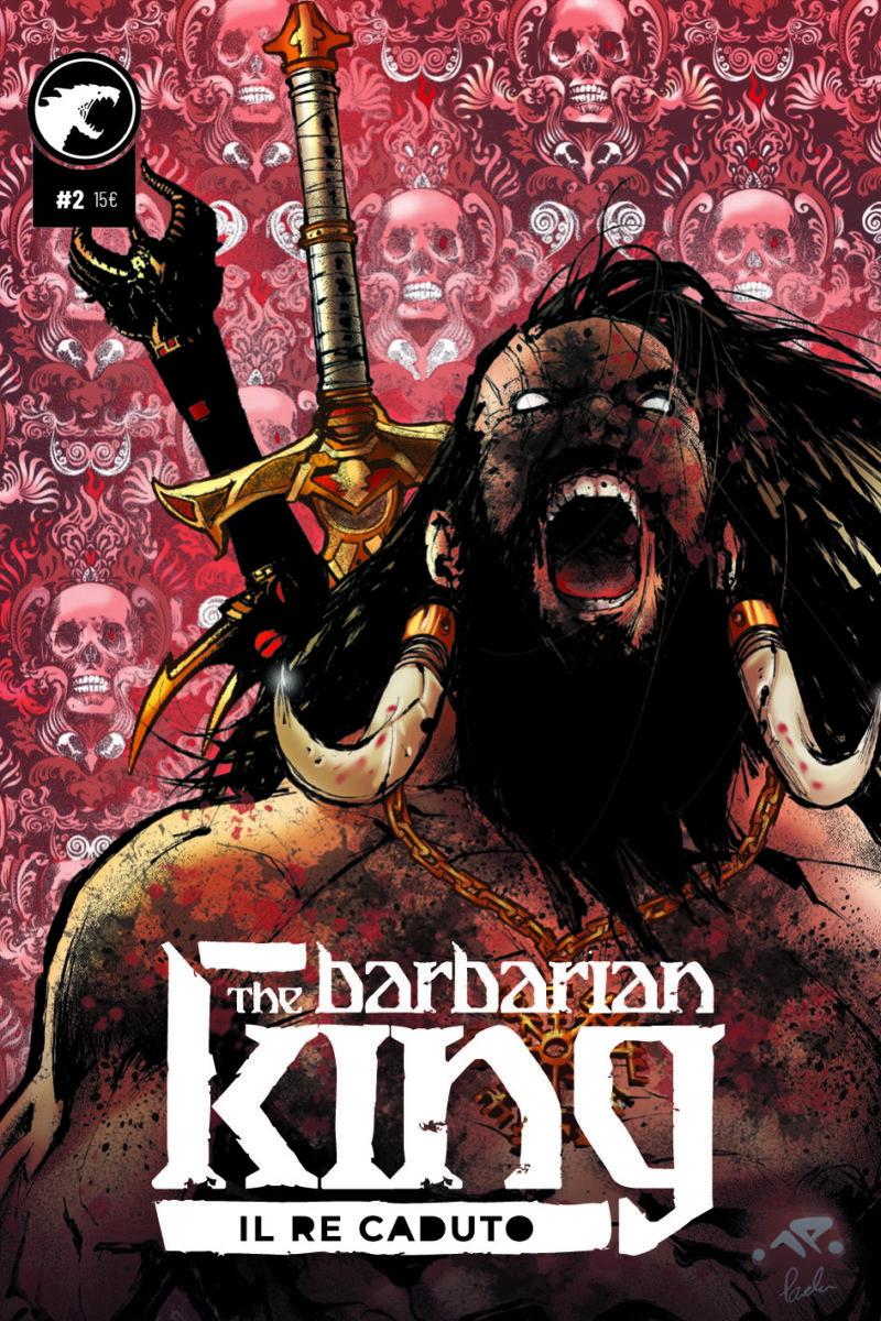 Leviathan Labs: in libreria il secondo volume a fumetti del Re Barbaro