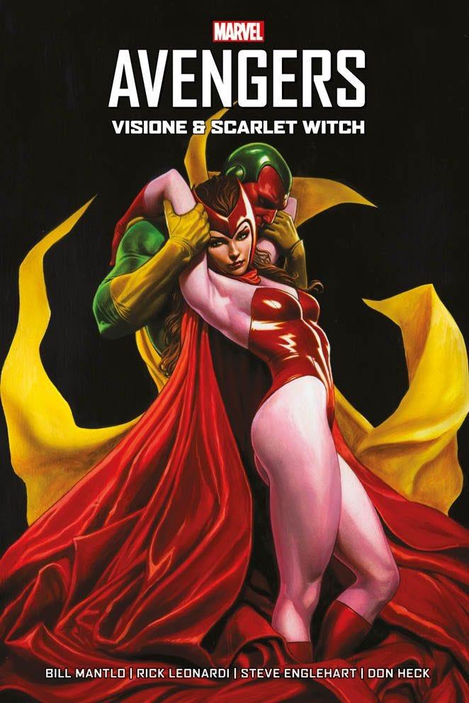 I fumetti imperdibili per conoscere i protagonisti della serie WandaVision