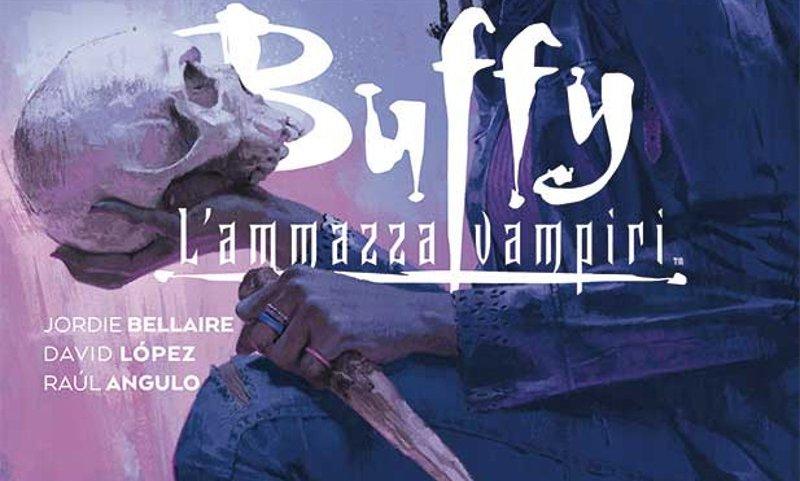Buffy vol. 3 – Dal profondo (Bellaire, Lòpez, Angulo)