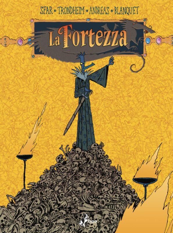 """Il secondo volume de """"La Fortezza"""": ritorno a Terra Amata!"""