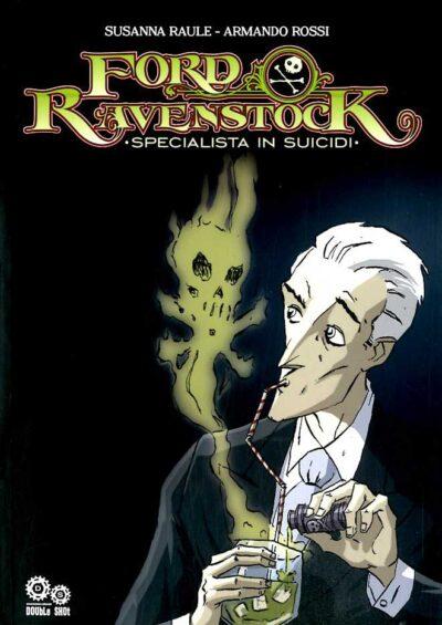 FORD-RAVENSTOCK - copertina
