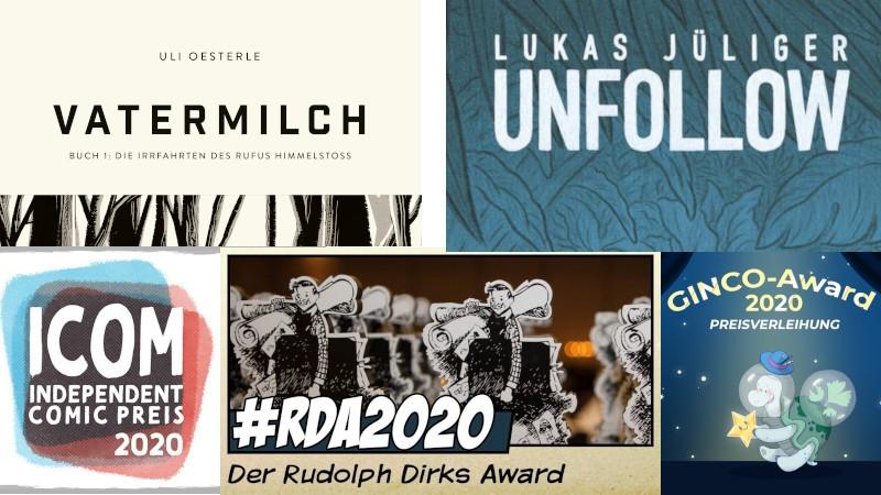 Cronache tedesche: i migliori fumetti tedeschi del 2020