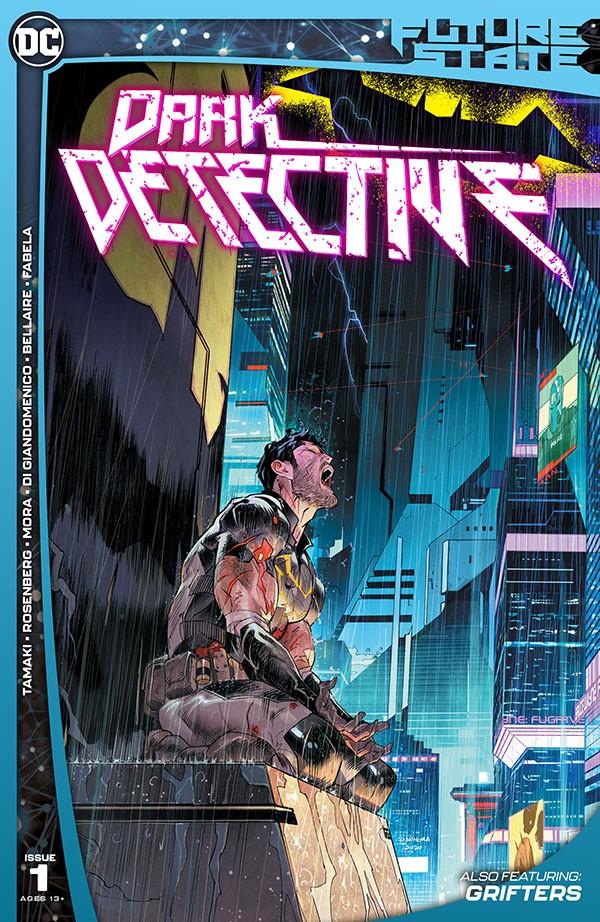 Future State - Dark Detective 1