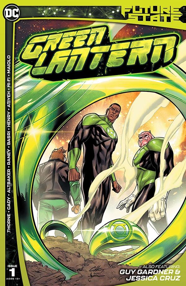 Future State - Green Lantern 1