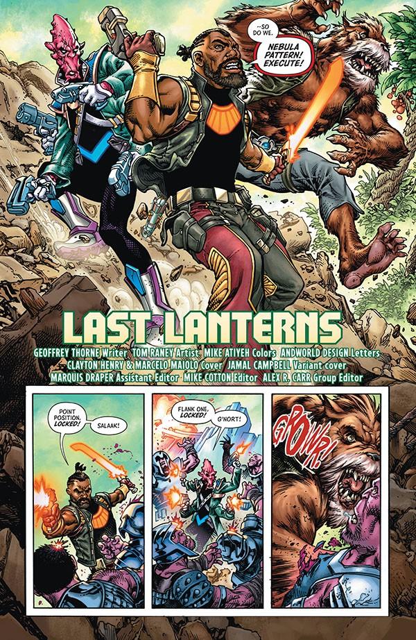 Future State - Green Lantern (2021-2021) 001-003