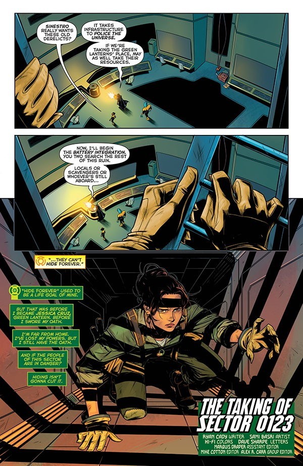 Future State - Green Lantern (2021-2021) 001-025