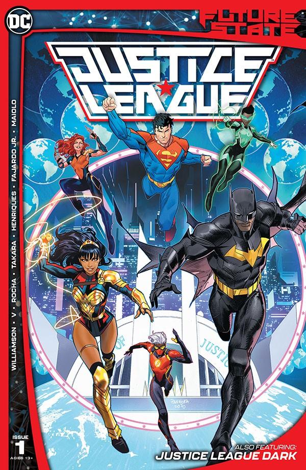 Future State - Justice League 1