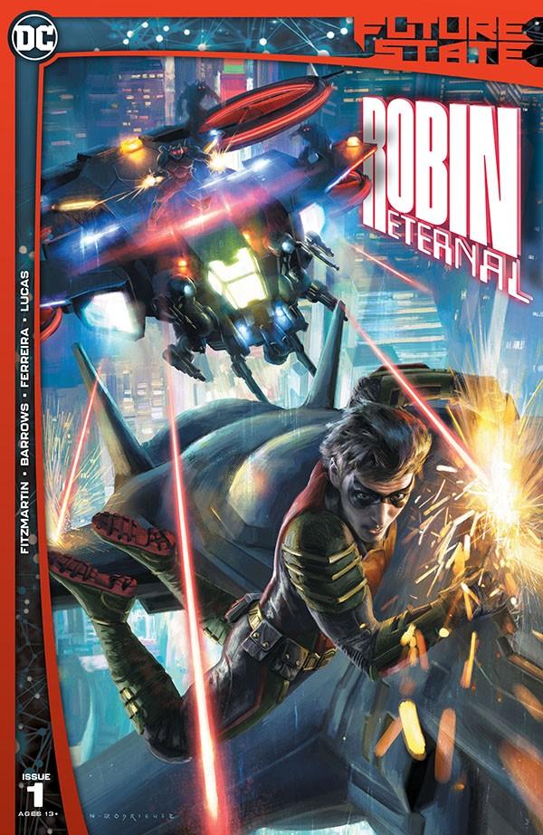 Future State - Robin Eternal 1
