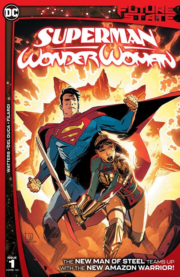 Future State - Superman-Wonder Woman 1