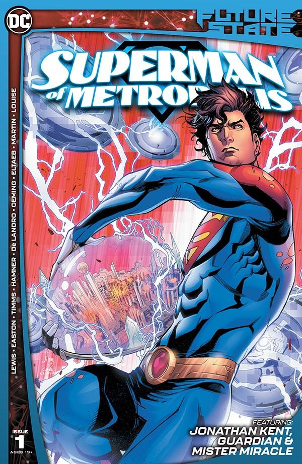 Future State - Superman of Metropolis 1