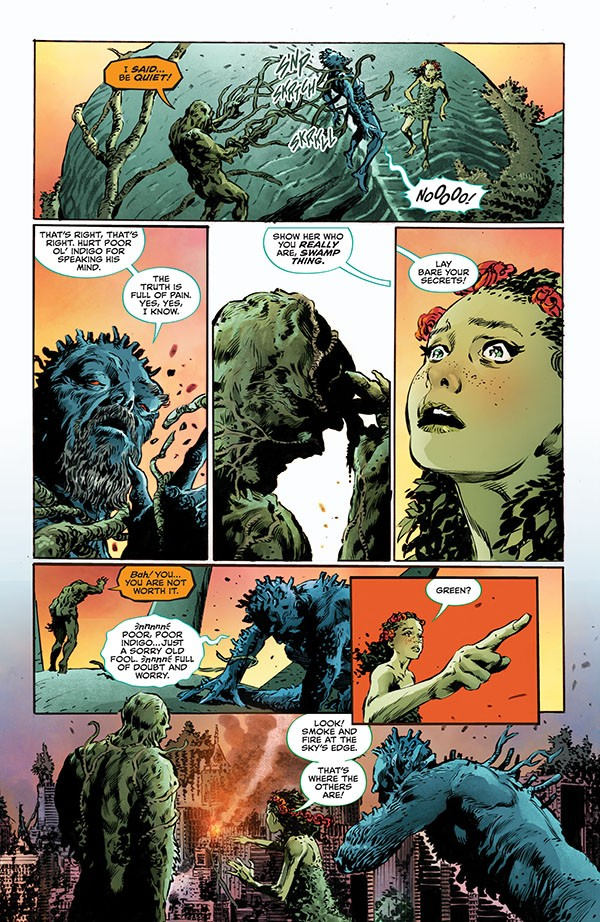 Future State - Swamp Thing (2021-2021) 001-005