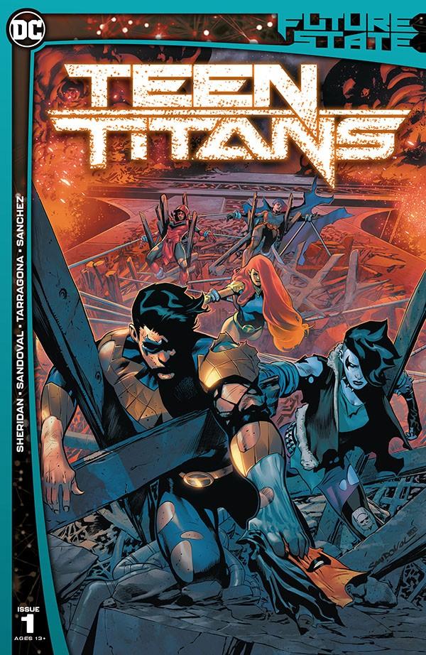 Future State - Teen Titans 1