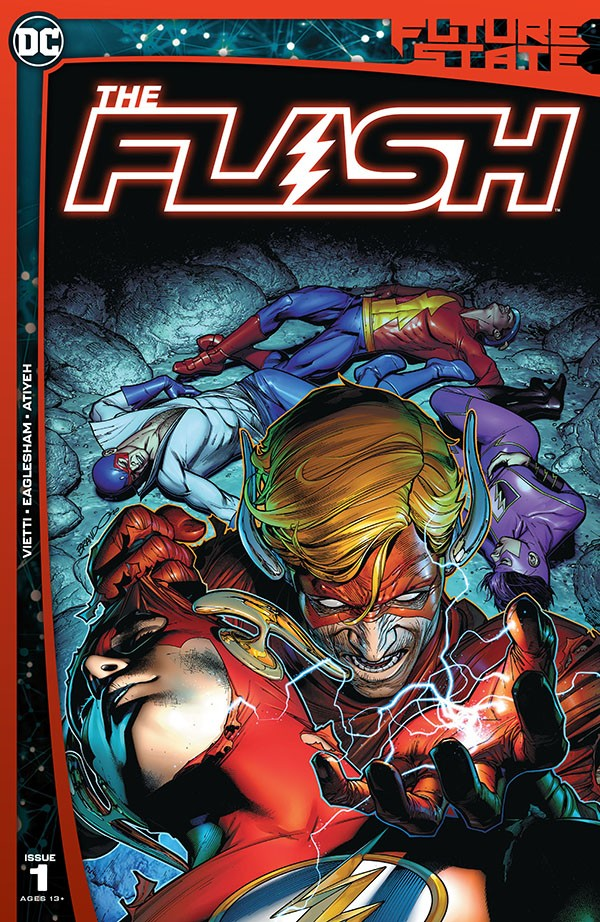 Future State - The Flash 1
