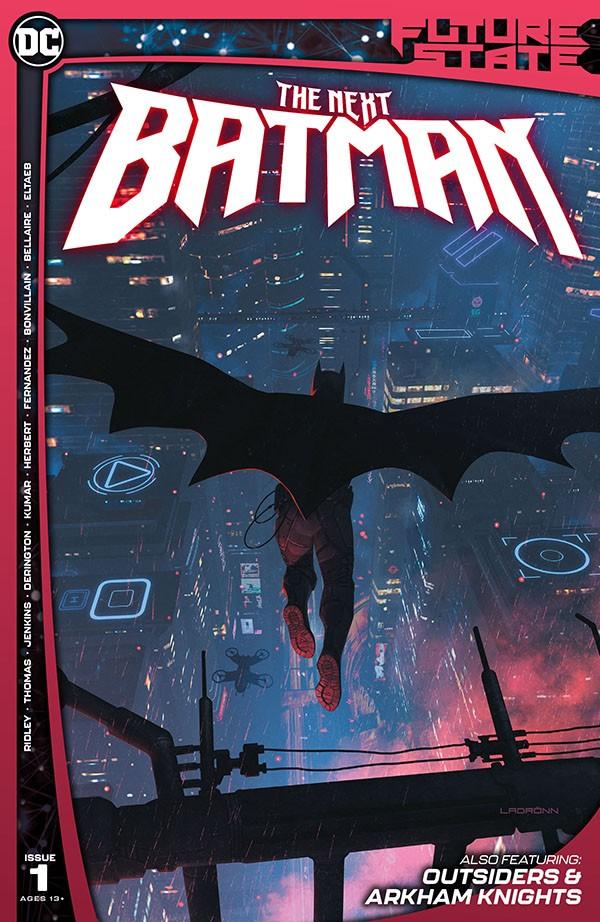 Future State - The Next Batman 1