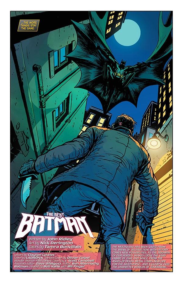 Future State - The Next Batman (2021-2021) 001-003