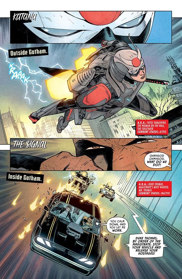 Future State - The Next Batman (2021-2021) 001-024