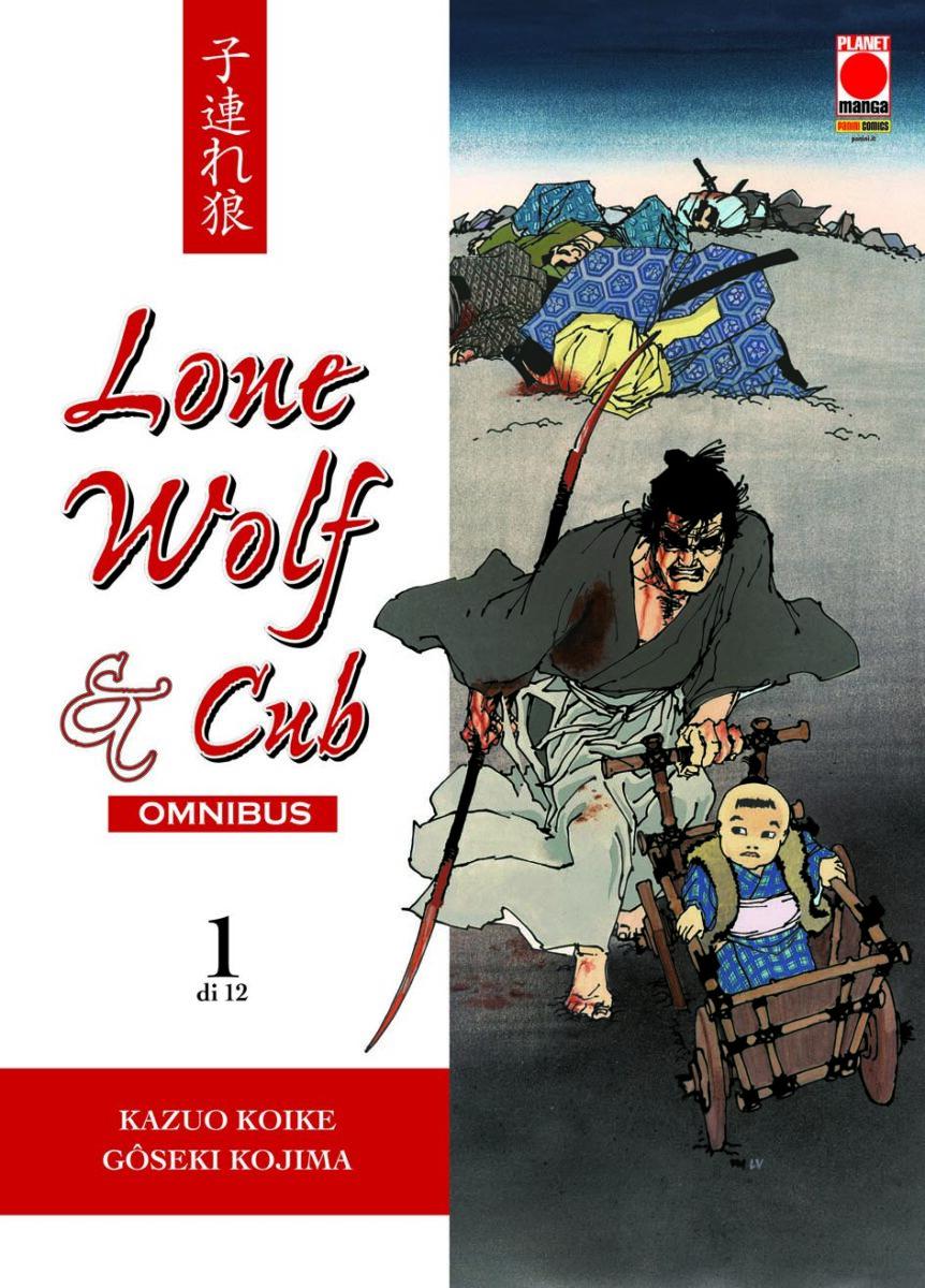 Fumetti Planet Manga: una nuova edizione da collezionisti per Lone Wolf & Cub
