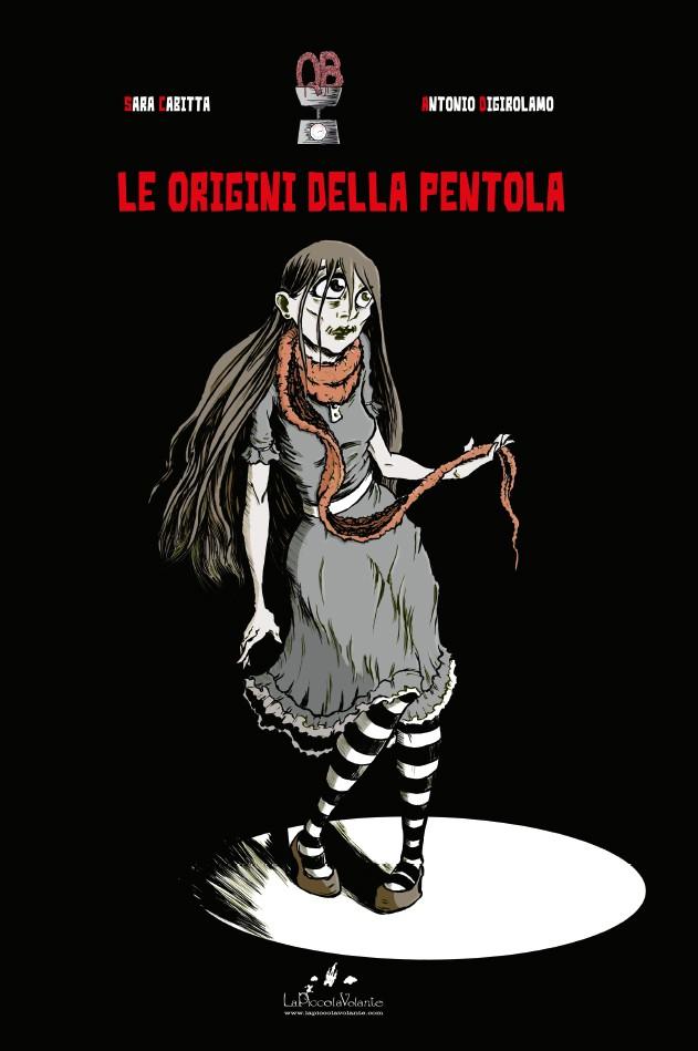 Arriva in fumetteria Le origini della pentola, il grottesco prequel del fumetto Q. B.