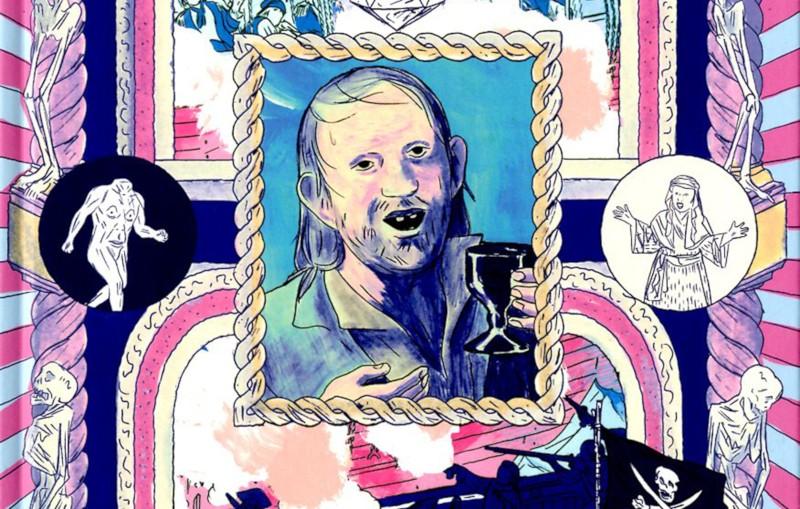 Pirati e ubriaconi: Ritratto di ubriaco di Schrauwen, Ruppert e Mulot