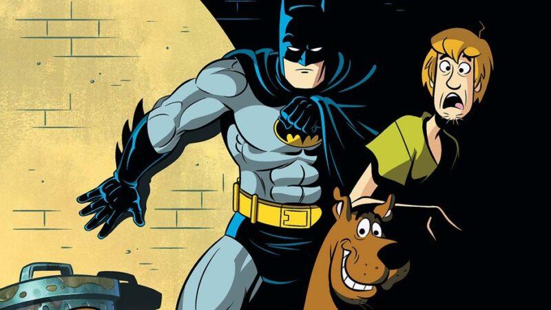 DC Comics lancia nuova serie con Batman e Scooby-Doo