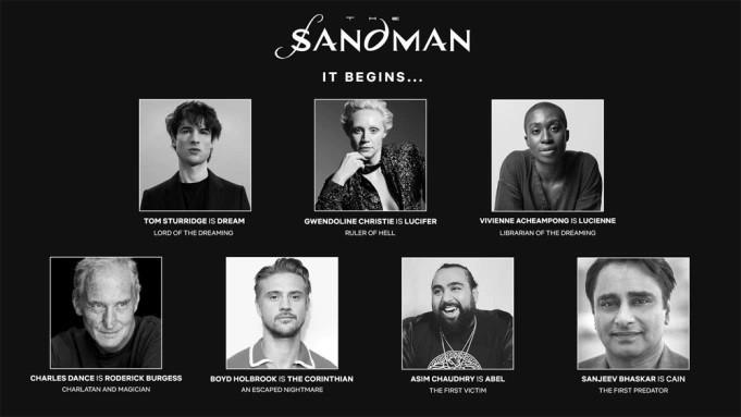 Sandman: nuovi ingressi nel cast dell'adattamento Netflix