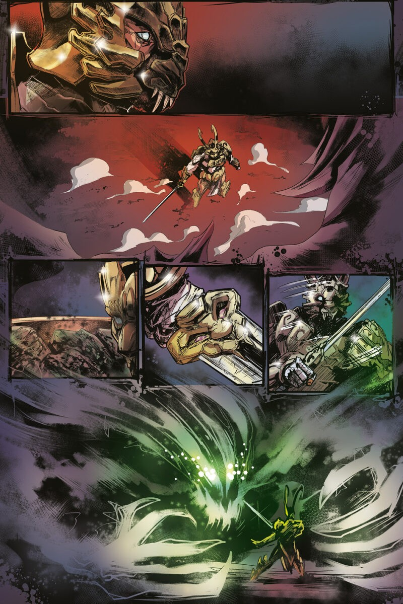 150 The Barbarian King Vol 3 Interni 6