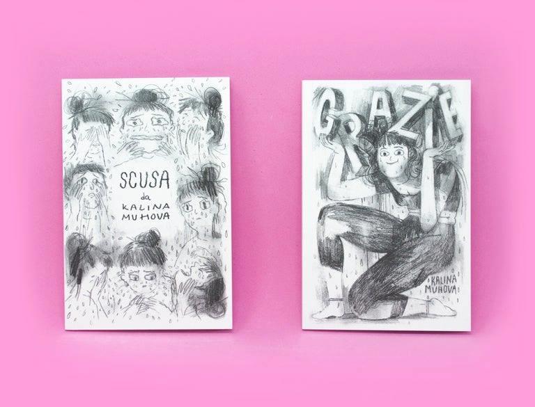 RULEZ entra nel mondo del fumetto con due nuove opere di Kalina Muhova